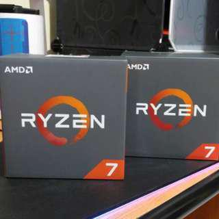 AMD Ryzen 7 1700 Processors