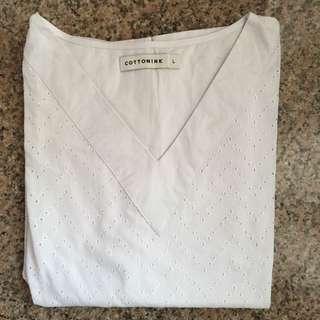 Baju Cottonink (size L)