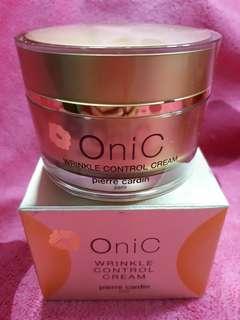 ONIC anti-wrinkle cream