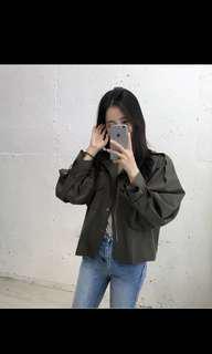 BNWT Army jacket
