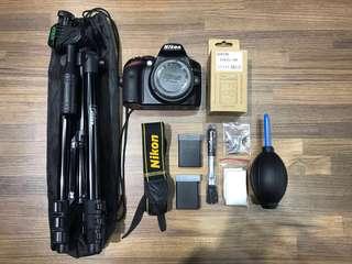 🚚 曙光數位 Nikon D3200 Body 單機身