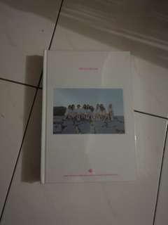 Twice one in million photobook