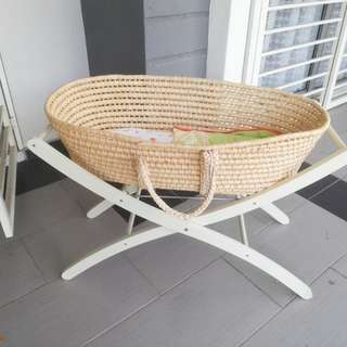 Mothercare Baby Cot basket