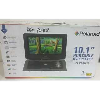 "Polaroid 10.1"" Portable DVD Player"