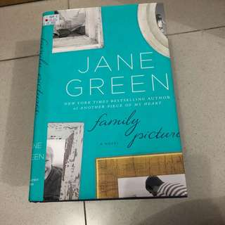 family pictures by jane green (english)