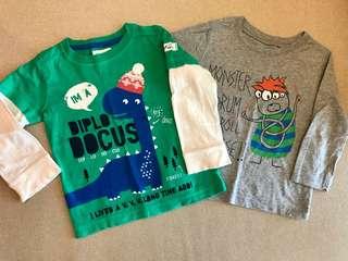 Baby Gap & Mothercare Top