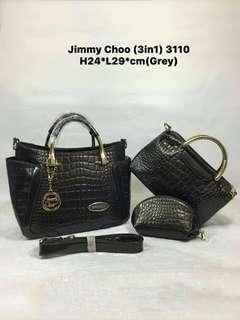 Handbag JIMMY CHOO  3IN1 #1890