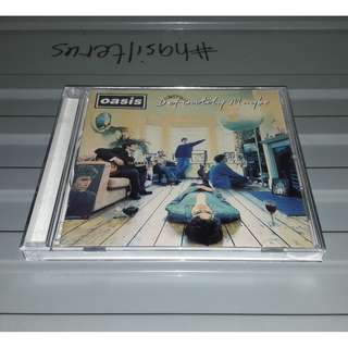 OASIS - Definitely Maybe (CD, Album)
