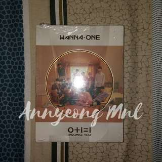 [Onhand] Wanna One - I Promise You (Day version)