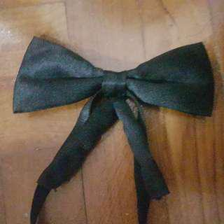 Bow and tie