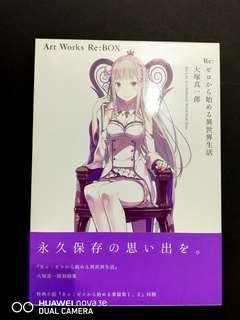 Re Zero Art Works Re:Box