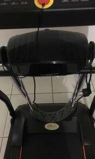 Treadmill OB Fit 1057 Hitam