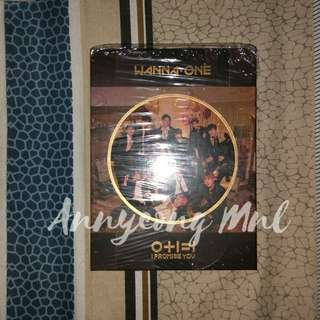 [Onhand] Wanna One - I Promise You (Night version)