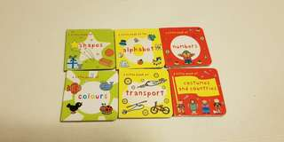 Babies mini books
