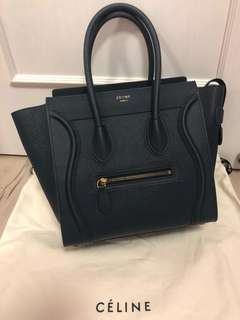 🈹🈹Celine Luggage Mirco 中Size