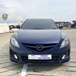 22 June Car Rental