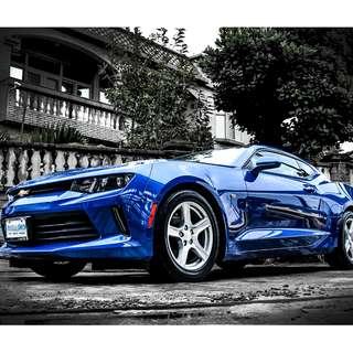 2017 CHEVROLET Camaro 2.0 藍