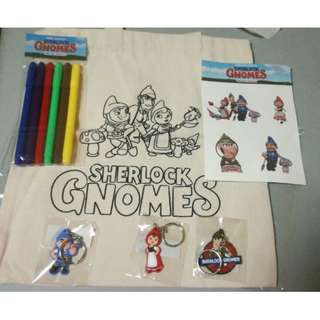 SHERLOCK GNOMES MOVIE collectible