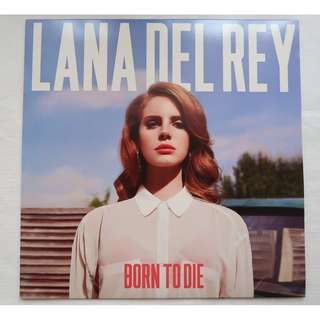 Lana Del Rey - Born To Die (LP)