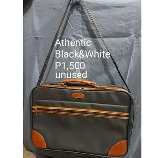 Authentic Black&White Travel Bag