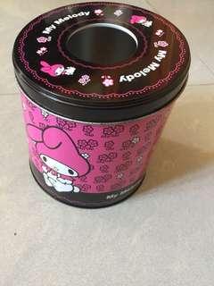 美樂蒂 Melody 可羅米 Kuromi 紙巾筒 廁紙筒 紙巾盒 廁紙盒
