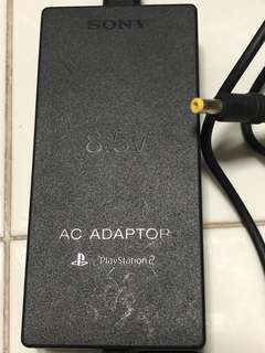 AC adaptor for PS2