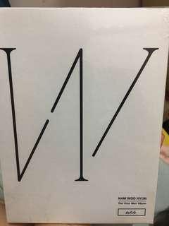 infinite nam woo hyun first album