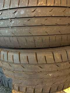 Dunlop DZ102 215-45-17 一對