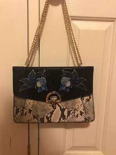 Mango Dionysus inspired chain Bag