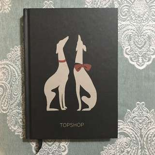 Limited Edition Topshop Notebook