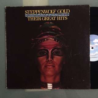 Lp Steppenwolf (Gold)