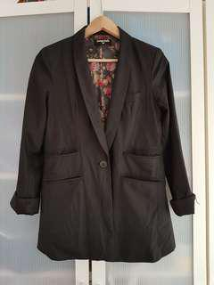 Dangerfield boyfriend blazer Size 10