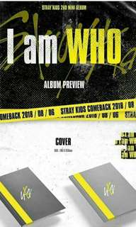 STRAY KIDS - I AM WHO