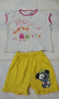 Ootd for 4yrs old
