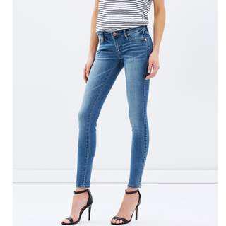 Sass & Bide Zippora Skinny Leg Jeans size 27, RRP$190