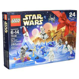 🔥(2Day SALES)🔥 LEGO 75146 Star Wars Advent Calendar