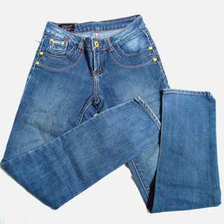 RRJ denim jeans