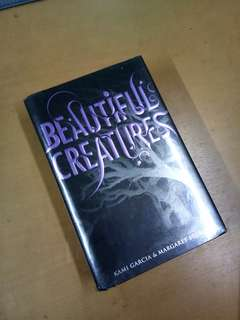 Hardbound Beautiful Creatures