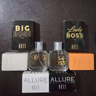Distributor of Perfumes & Soaps