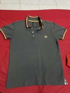 Gray polo shirt (teens)