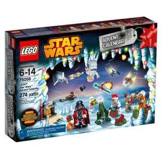 🔥(2Day SALES)🔥 LEGO 75056 Star Wars Advent Calendar