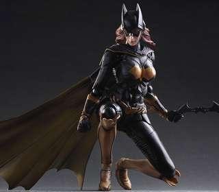 WTS Play arts kai Batgirl