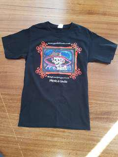 Day of the dead Tshirt - Sz 10