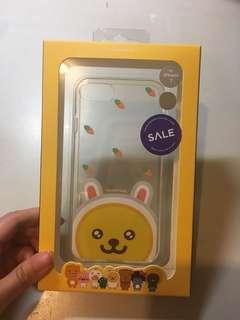 全新韓國kakao friends muzi iphone7電話殼