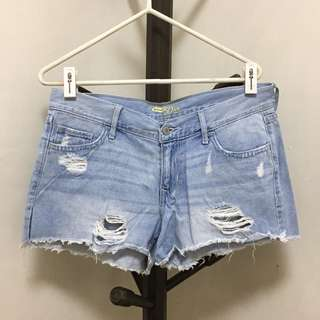 Old Navy Distressed Denim Shorts