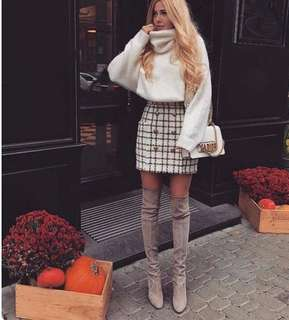 Genuine Windsor smith Geneve over the knee boots