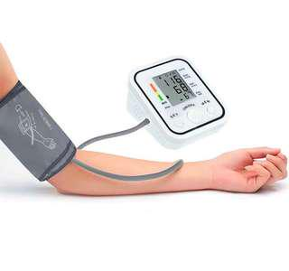 Electronic Blood Pressure Monitor (Automatic)