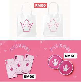 PRODUCE 48 x MYCT OFFICIAL MERCHANDISE