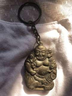 Keychain - Laughing Buddha