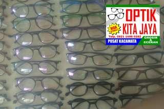 Frame Kacamata Optik Kita Jaya Cikarang - Lensa Minus, Plus, silinder, Progresif dll